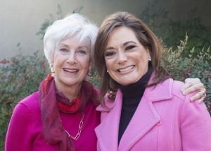 Left to right: Martha Rosenblatt and Claudia Mendoza-Carruth